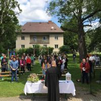Ca 60 Christen feierten gemeinsam Gottesdienst