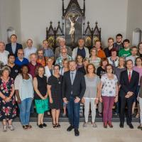 Gemeindevertreter neu ab Mai 2018