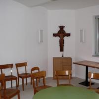 Im Gruppenraum - Teil des früheren Gemeindesaales - finden z.B. die Kindergottesdienste statt.